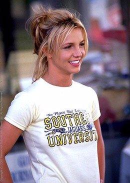 Britney Spears en Crossroads