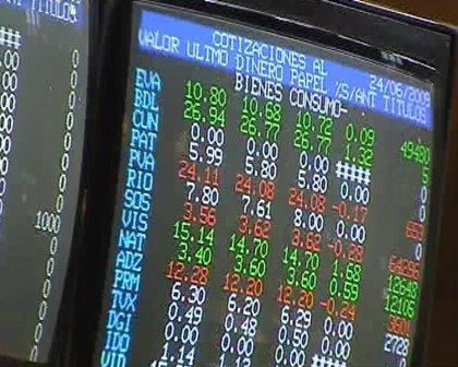 El Ibex 35 pierde un 0,63% a media sesión