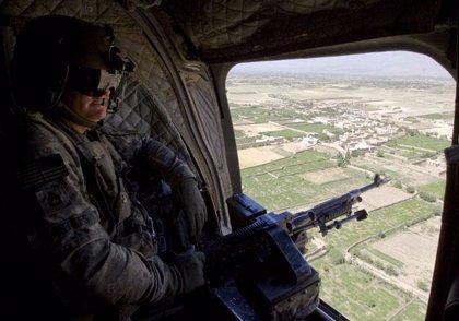 Estados Unidos lanza una operación masiva en el valle del río Helmand en Afganistán