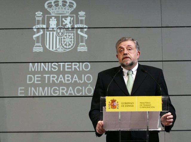 Secretario de empleo, Octavio Granado
