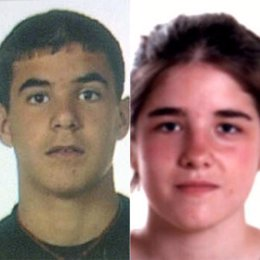 Etarras Ibai Mateo Esparza y Oihana Mardarás