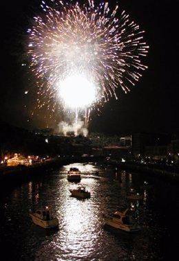 Semana Grande de Bilbao aste nagusia
