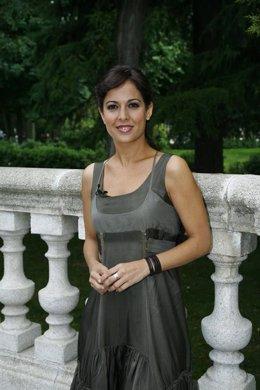 La periodista Mara Torres