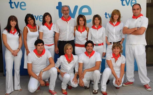 San Fermín en RTVE