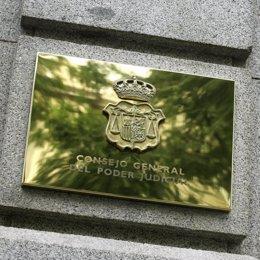 Fachada del Consejo General del Poder Judicial CGPJ