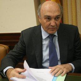 secretario general de la CEOE, José María Lacasa