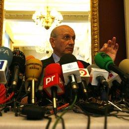 Máximo González Jurado, presidente del consejo de enfermería