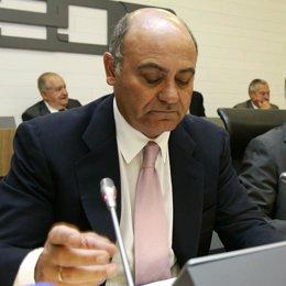 presidente de CEOE, Gerardo Díaz Ferrán
