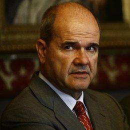 Ministro de Política Territorial, Manuel Chaves