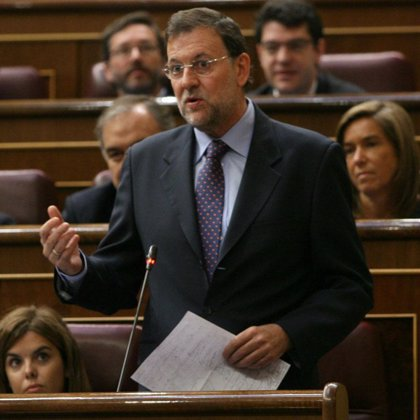 Rajoy anuncia que llevará ante el Congreso una reforma de la Ley del Menor