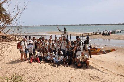'Canarias aventura en África' llega a su fin tras debatir sobre emigración en Senegal