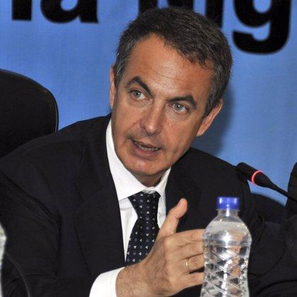 """Zapatero sostiene que el nuevo modelo """"crea el verdadero Estado de las autonomías"""""""