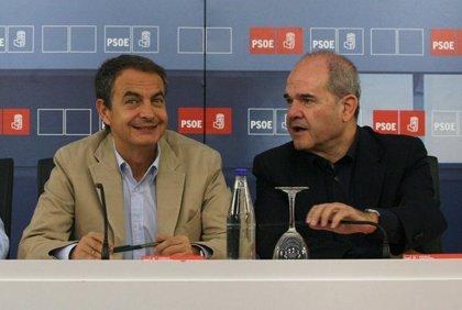 """Zapatero espera que el PP acabe estando """"en disposición"""" de colaborar para que el modelo sea estable"""