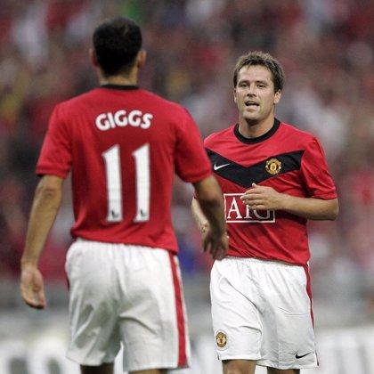 Owen anota el gol de la victoria del Manchester en su primer partido de la gira asiática