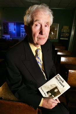 Escritor Frank McCourt