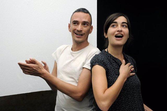 Javier Álvarez y Nieves Arilla presentan el cabaré musical 'Las Maris'
