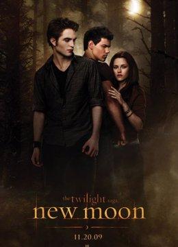 poster de Luna Nueva Crepúsculo 2