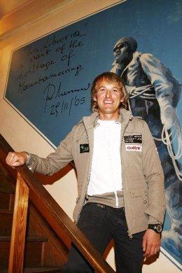El deportista y aventurero Jesús Calleja.
