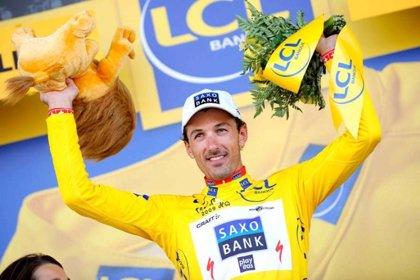 El Hotel Las Playitas promociona Tuineje (Fuerteventura) patrocinando al Saxo Bank en el Tour de Francia