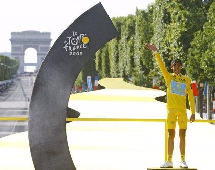 Contador consolida el dominio español en el Tour de Francia