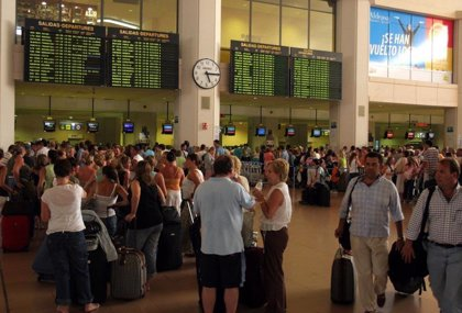 Los turistas españoles realizan 83,4 millones de viajes hasta junio