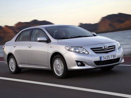 Toyota renueva la gama del Corolla Sedán