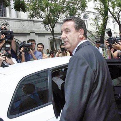 Merino renuncia como coordinador en el grupo parlamentario