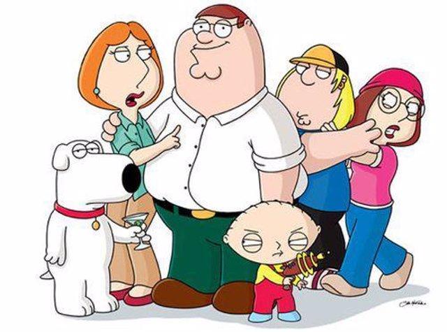 Todos los miembros de Padre de familia