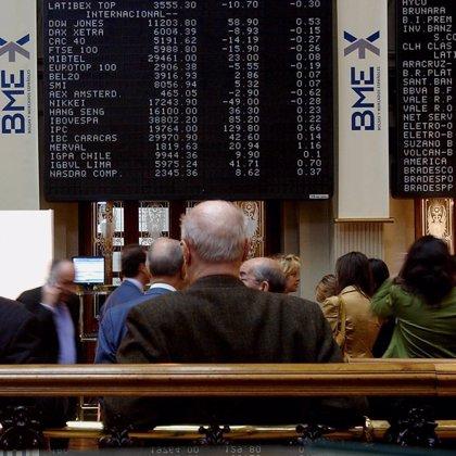 El Ibex 35 cae un 1% en la apertura