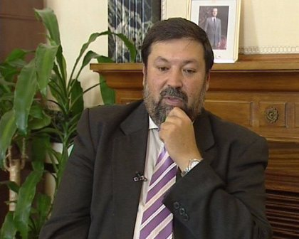 """Caamaño afirma que no trabaja para """"parar la huelga de jueces"""""""