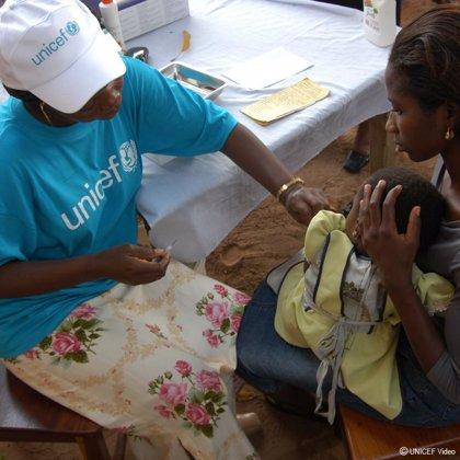 UNICEF recuerda que casi 1.000 millones de personas no tienen acceso al agua potable