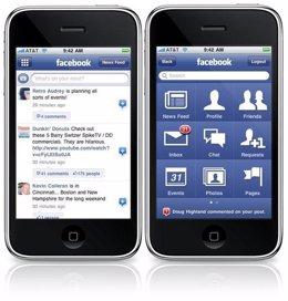 Facebook 3.0 para iPhone