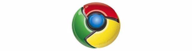 Logitipo del navegador Google Chrome