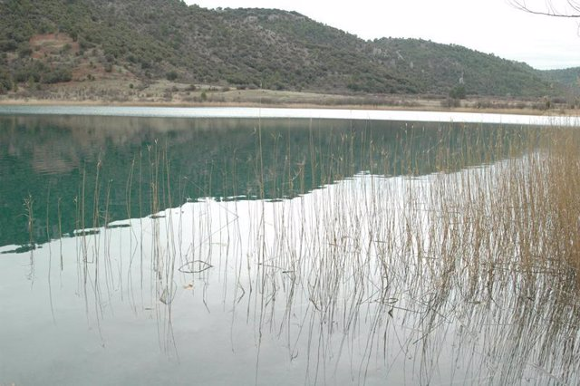 Plano general del embalse de Cuenca