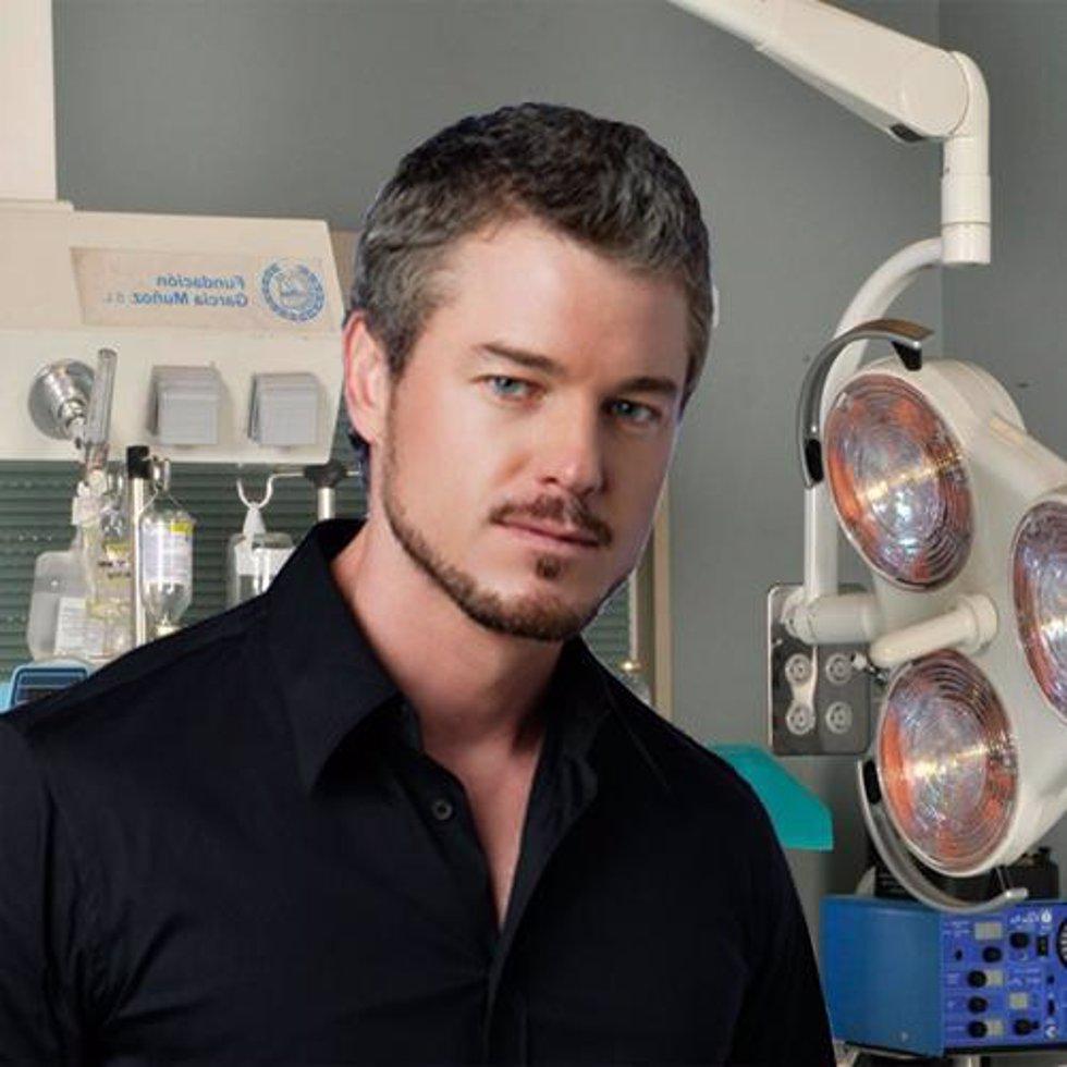 Eric Dane, protagonista de Anatomía de Grey