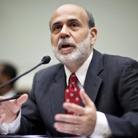 """Bernanke dice que la recuperación económica será """"lenta"""" y el descenso del paro """"gradual"""""""