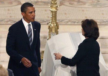 """Obama recuerda a Edward Kennedy como el """"alma del Partido Demócrata"""""""