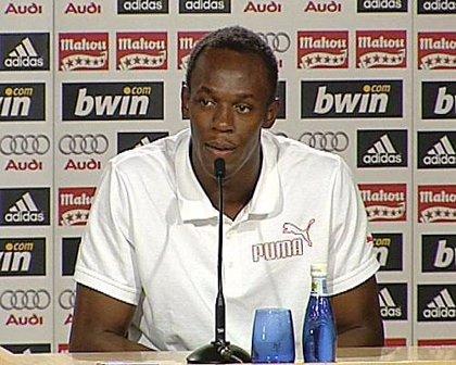 Usain Bolt correrá en Bruselas en 200 metros