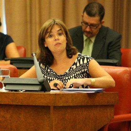 """Santamaría dice que el informe para probar la persecución al PP está muy avanzado y demuestra el """"abuso"""" de la Fiscalía"""