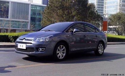El Citroën C-Quatre de tres volúmenes, coche preferido de los consumidores chinos