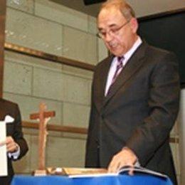 Rodríguez Sendín  presidente OMC