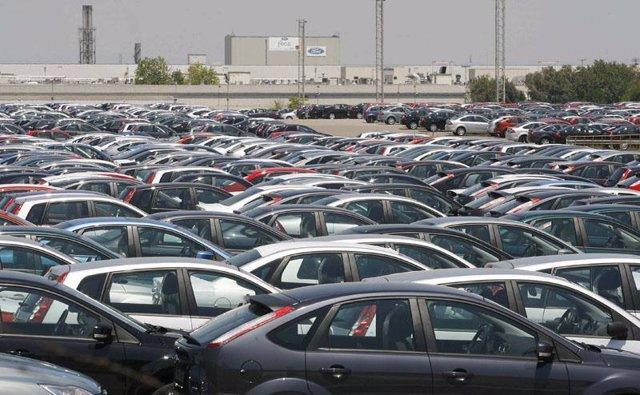 Factoría Ford Almussafes, en  Valencia
