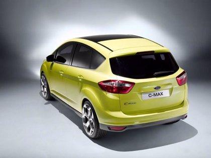 Ford presentará en Frankfurt el nuevo C-Max 'valenciano'