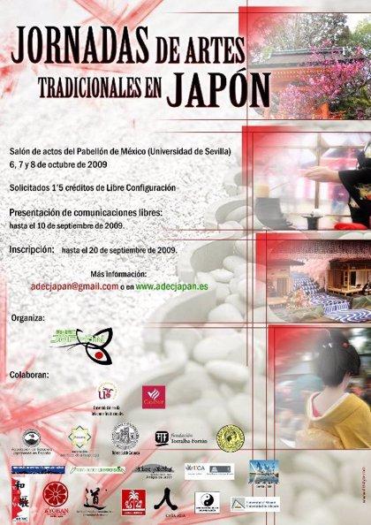 ANDALUCÍA.-Sevilla.- La Universidad de Sevilla dedica unas jornadas a las artes tradicionales japonesas en octubre