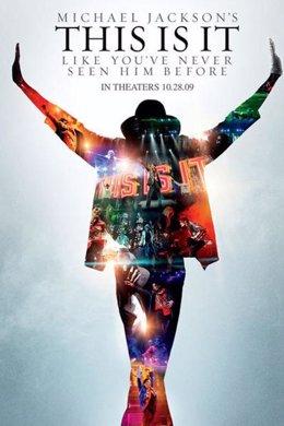This is It película de Michael Jackson