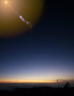Rayos cósmicos