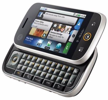 Llega Dext, el móvil de Motorola con software de Google