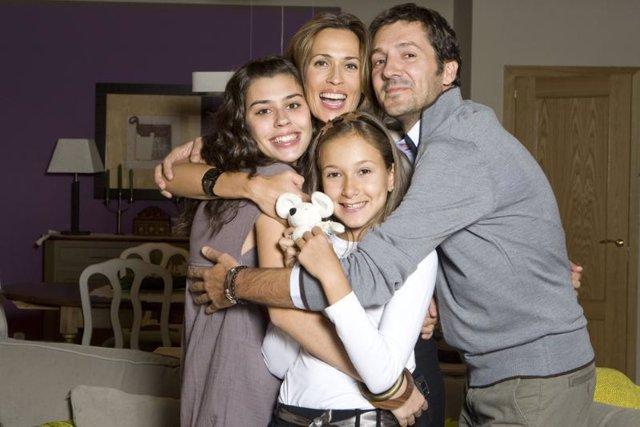 Imagen de la serie 'Los padres' de Antena 3
