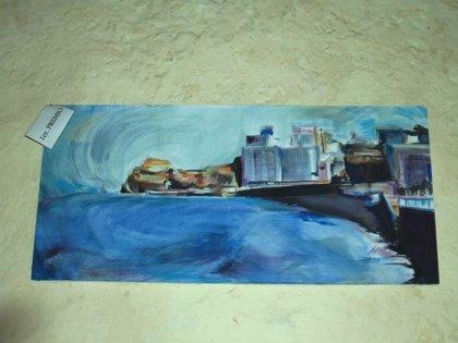 Icod de los Vinos (Tenerife) acoge hoy la tercera edición del concurso de pintura rápida al aire libre, Draco '09
