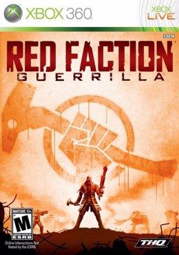 Portada de Red Faction Guerrilla